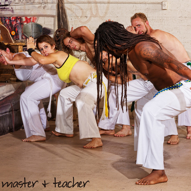 Master & Teacher Albumcover
