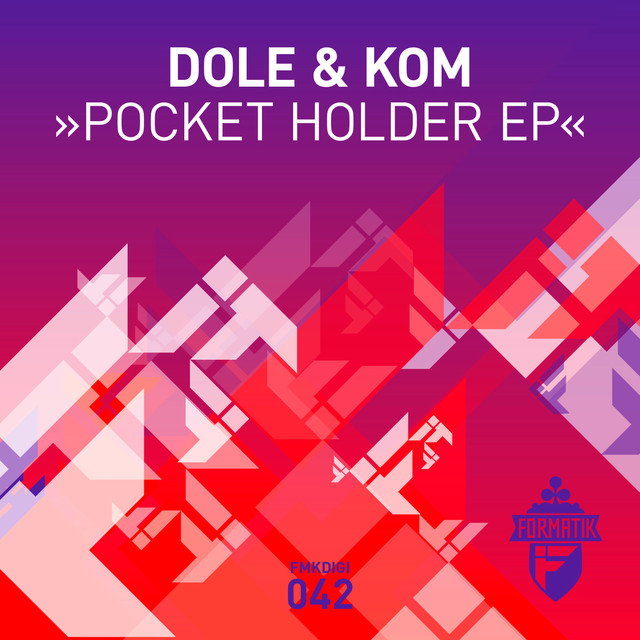 Pocket Holder EP