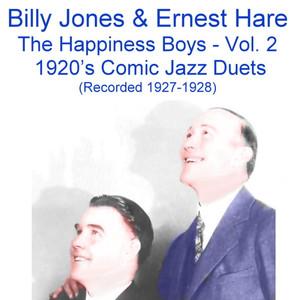 The Happiness Boys, Vol.2 (Comic Jazz Duets) [Recorded 1927-1928] album
