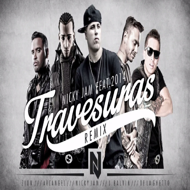Travesuras (Remix) by Nicky Jam on Spotify