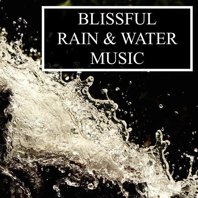 Blissful Rain & Water Music - Timeless Nature Melodies for Total Relaxation, Anxiety Relief, Deep Focus, Meditation and Study Success