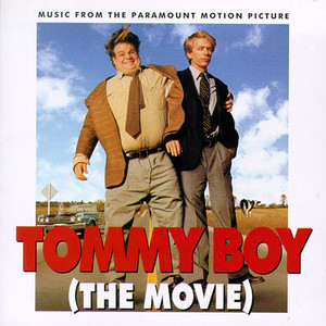 Tommy Boy (The Movie [Music From The Paramount Motion Picture]) album