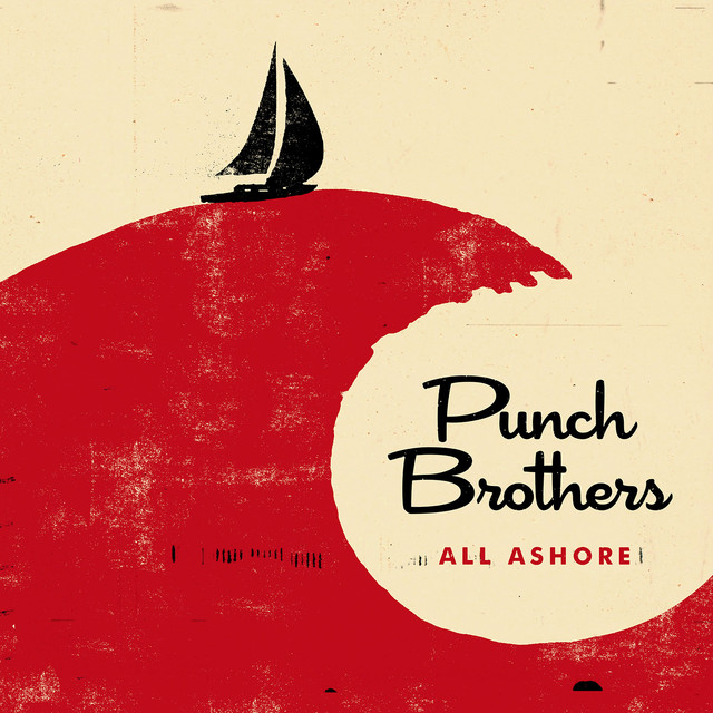 Album cover for All Ashore by Punch Brothers