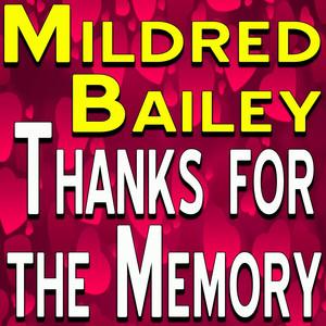 Thanks for the Memory album