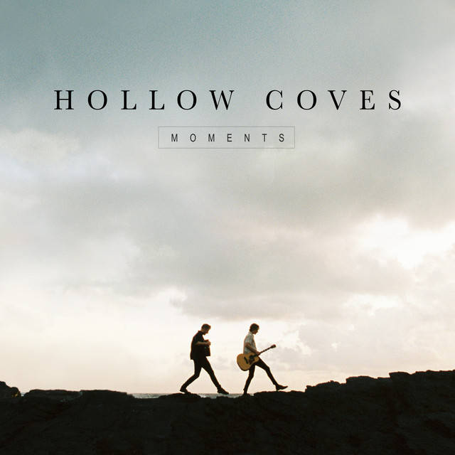Album cover for Moments by Hollow Coves
