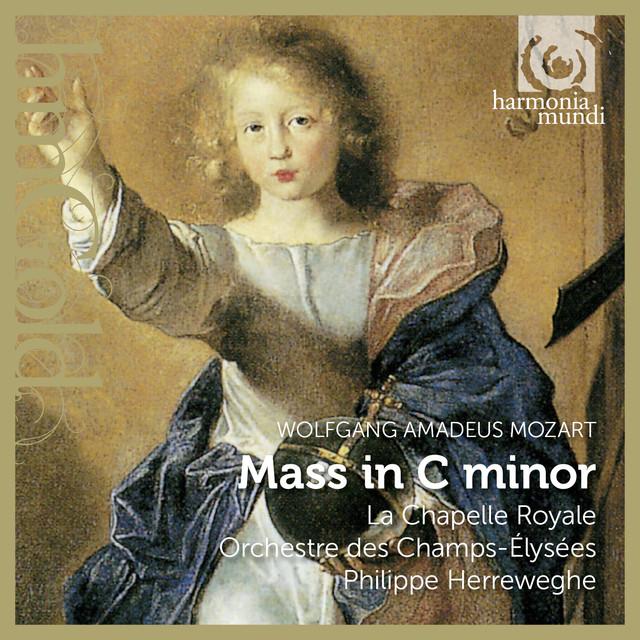 Mozart: Mass in C Minor Albumcover