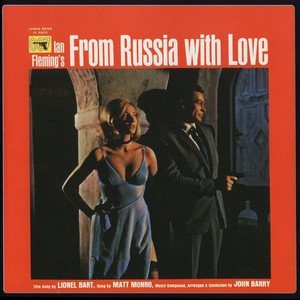 James Bond Soundtrack: From Russia With Love album