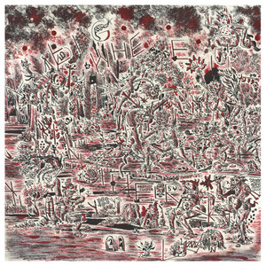 Album cover for Big Wheel And Others by Cass McCombs