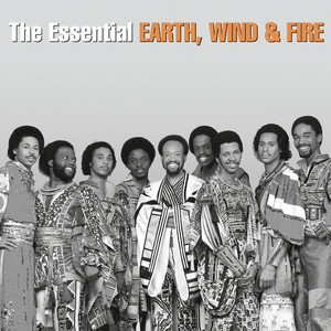 Earth, Wind & Fire In the Stone cover