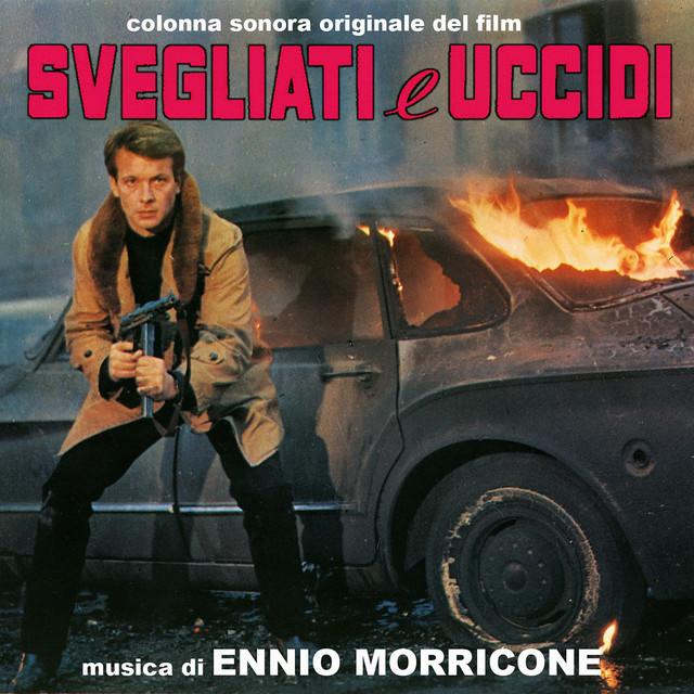Svegliati e uccidi - Wake Up and Die (Original Motion Picture Soundtrack) [Remastered] Albumcover