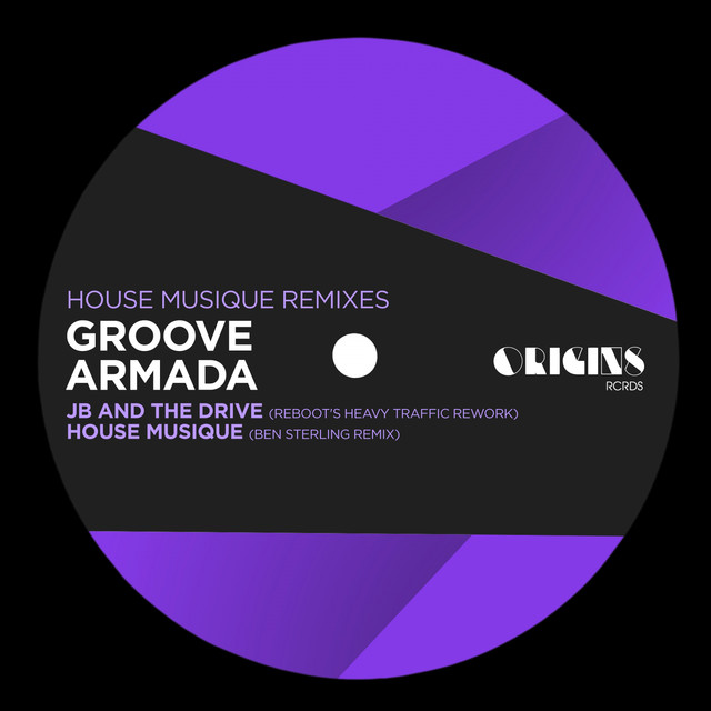 Artwork for House Musique - Ben Sterling Remix - Edit by Groove Armada