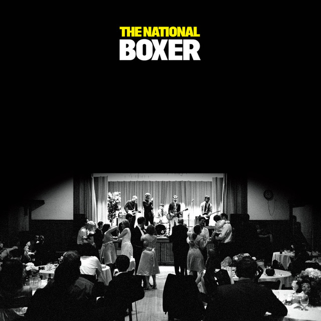 The National Boxer album cover