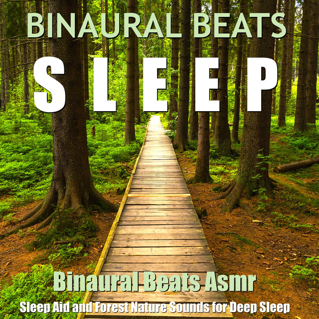 Binaural Beats: ASMR Sleep Aid and Forest Nature Sounds for Deep