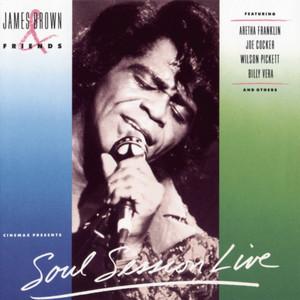 Soul Session Live Albumcover