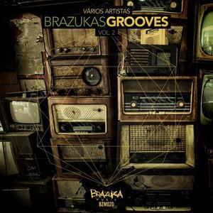Brazukas Grooves, Vol. 2 Albumcover