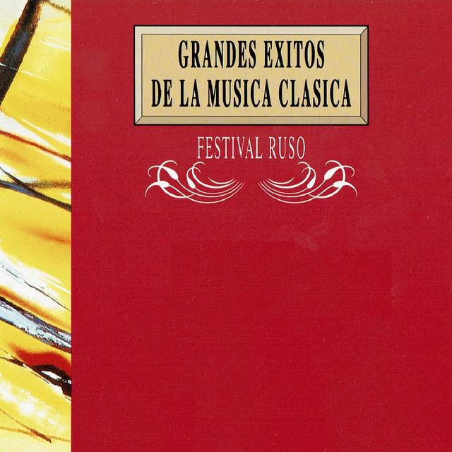 Grandes Exitos de la Música Clásica: Festival Ruso Albumcover