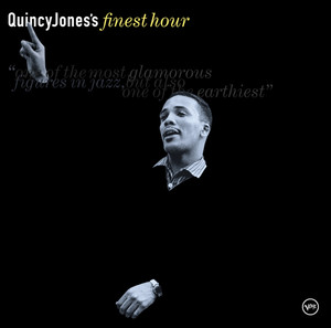 Quincy Jones's Finest Hour Albumcover
