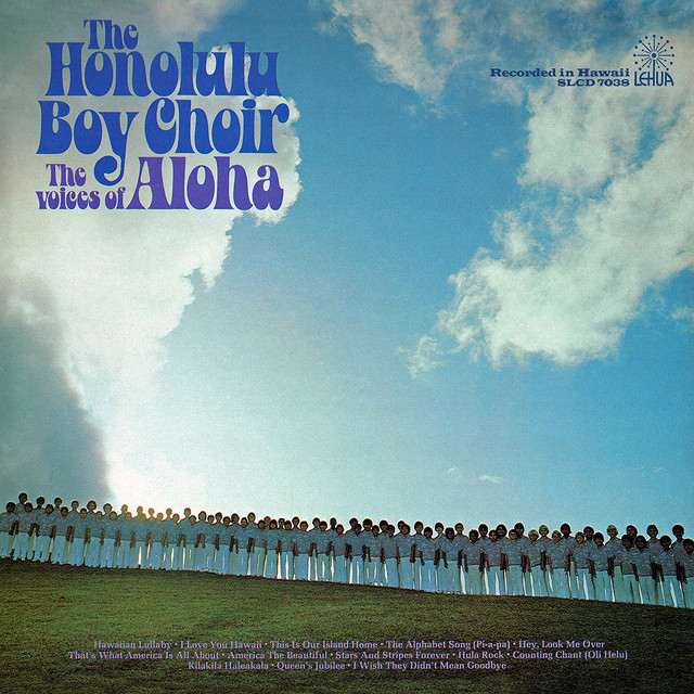 Hawaiian Lullaby / I Love You Hawaii, a song by Honolulu Boy