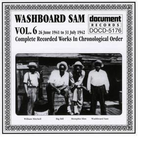 Washboard Sam Vol. 6 1941-1942 album