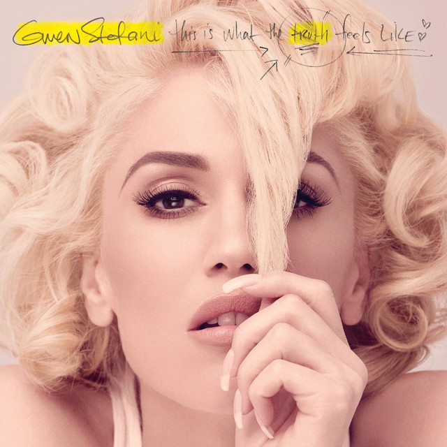 Album cover for This Is What The Truth Feels Like by Gwen Stefani