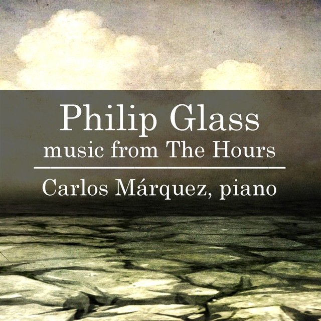 Philip Glass: Music from The Hours Albumcover