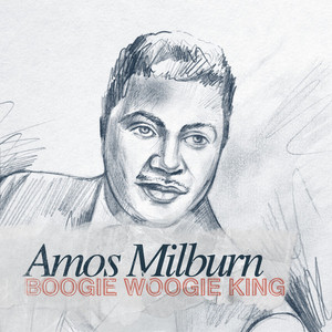 Amos Milburn Let Me Go Home Whisky cover