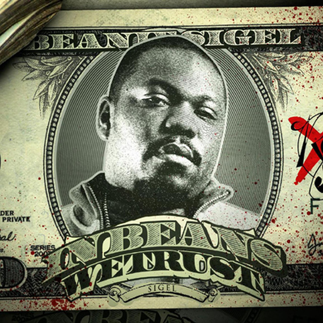 Beanie Sigel, DJ Rell In Beans We Trust album cover