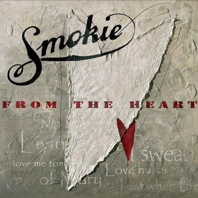 Smokie From the Heart album cover