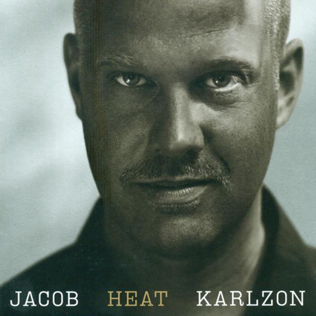 Skivomslag för Jacob Karlzon: Heat