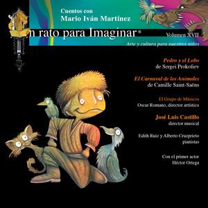 XVII. Pedro y el Lobo - El Carnaval de los Animales Albumcover