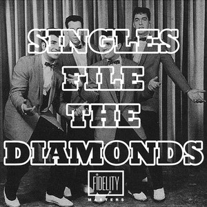 The Diamonds Singles File album