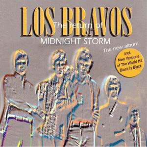 Los Bravos, Olivia Gray Black Is Black cover