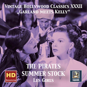 Vintage Hollywood Classics, Vol. 32: Judy Garland meets Gene Kelly  - Judy Garland