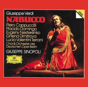 Verdi: Nabucco  - Giuseppe Verdi