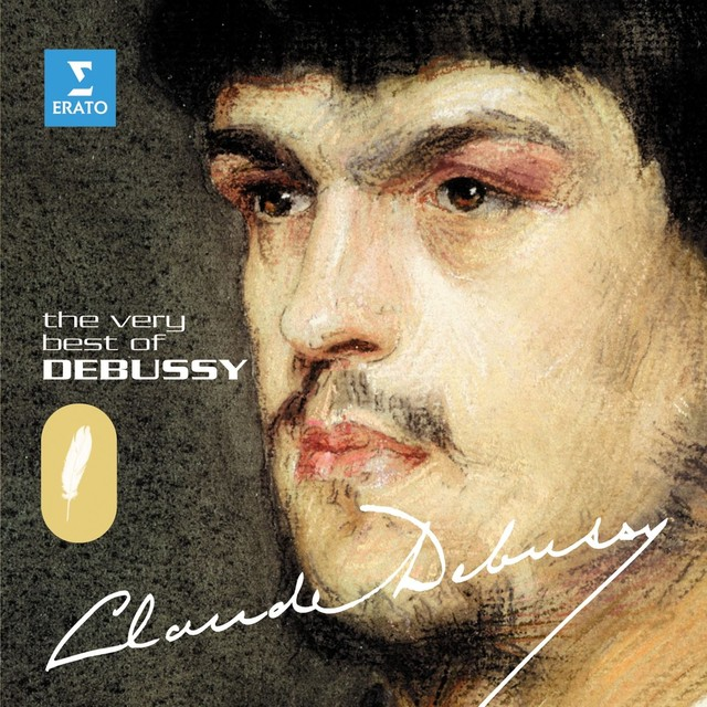 The Very Best of Debussy Albumcover