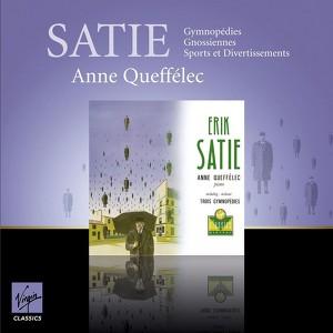 Satie: Gymnopédies, Gnossiennes & Sports et Divertissements Albumcover