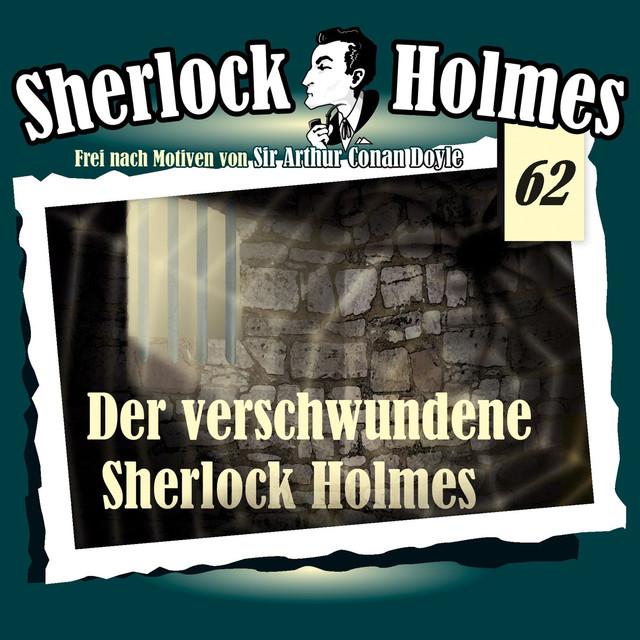 Die Originale, Fall 62: Der verschwundene Sherlock Holmes