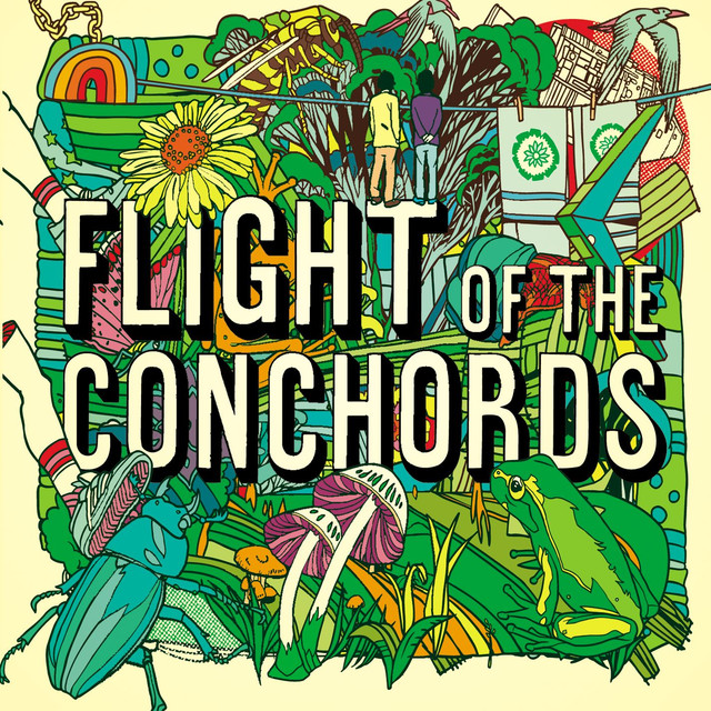 Flight Of The Conchords Standard Dmd By Flight Of The -4021