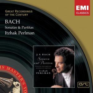 Bach: Sonatas & Partitas Albumcover