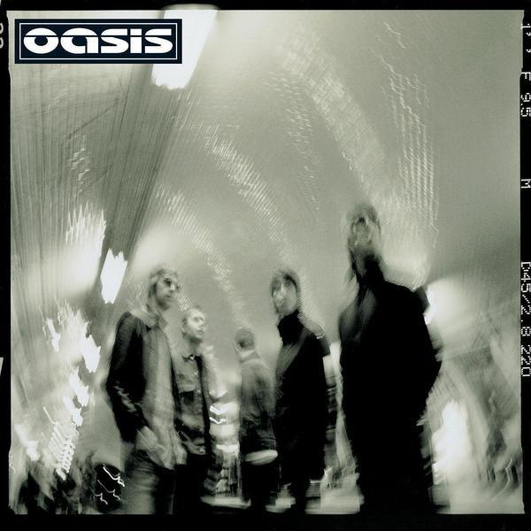 Skivomslag för Oasis: Heathen Chemistry