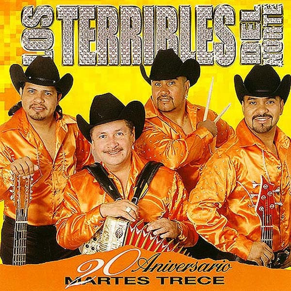 Martes 13: Martes Trece By Los Terribles Del Norte