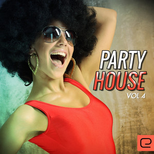 Party House, Vol. 4 Albumcover