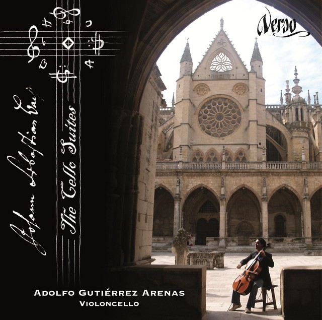 Bach: The Cello Suites Albumcover