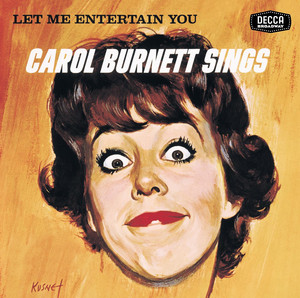 Carol Burnett The Trolley Song cover
