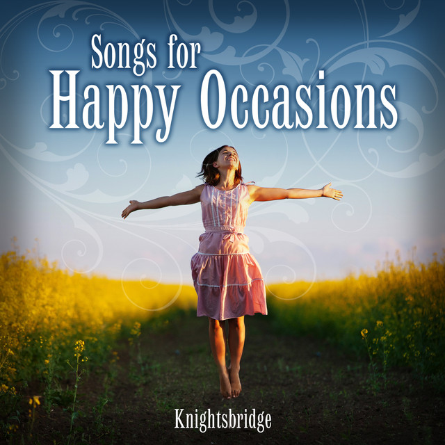Songs for Happy Occasions Albumcover