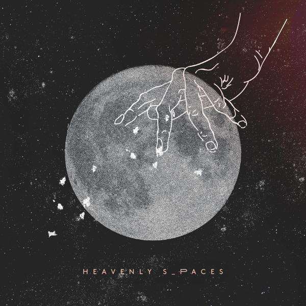 Album cover for Heavenly Spaces by Ben Potter