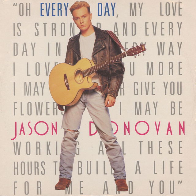 Every Day (I Love You More)