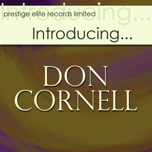 Introducing….Don Cornell album