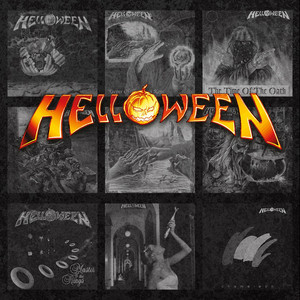 Helloween Twilight of the Gods cover