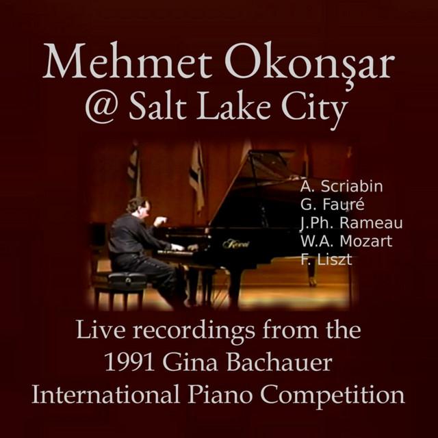 Mehmet Okonsar Live Salt Lake City